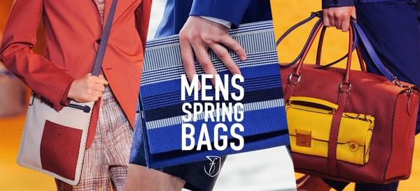 Túi xách nam hàng hiệu một phụ kiện không thể thiếu dành cho phái mạnh
