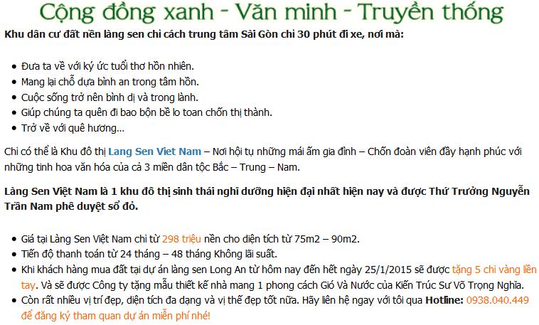 cong-dong-dan-cu-lang-sen-viet-nam-phuc-khang
