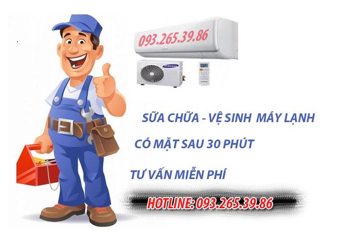 Bảo dưỡng máy lạnh tại nhà