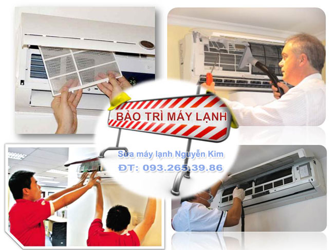 sửa máy lạnh tại nhà quận 10