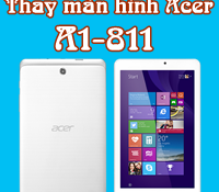 thay man hinh acer iconia a1-811